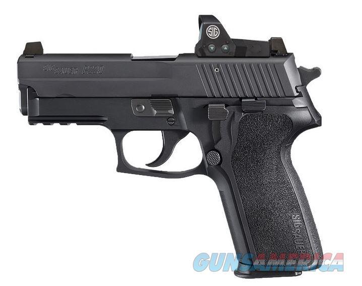 """Sig Sauer P229rx 9Mm 3.9"""" 15Rd E29R-9-BSS-RX  Guns > Pistols > S Misc Pistols"""