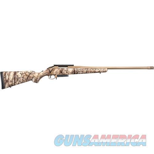 "Ruger American 6.5 Creedmoor 22"" Cerakote Bronze Camo 26925  Guns > Rifles > R Misc Rifles"