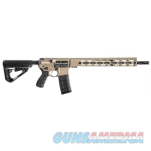 "Bci 510-0001Fde Sqs15 Professional Series Semi-Automatic 300 Aac Blackout/Whisper (7.62X35mm) 16"" 30+1 6-Position Blk Stk Flat Dark Earth 510-0001FDE  Guns > Rifles > B Misc Rifles"