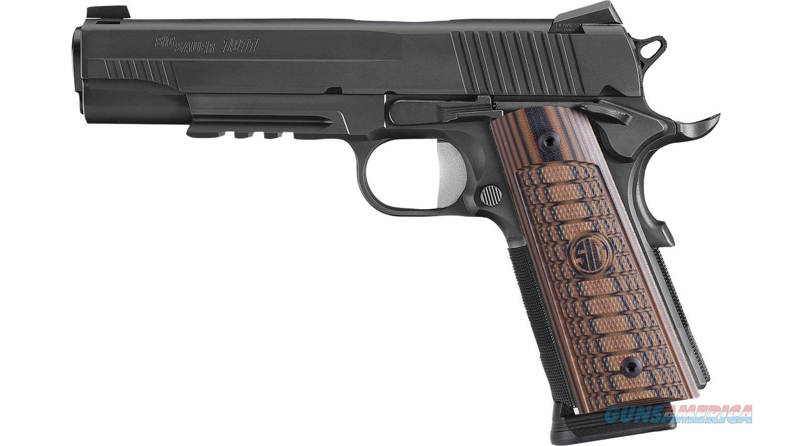 "Sig Sauer Sig 1911 Select 45Acp 5"" 1911R-45-SEL  Guns > Pistols > S Misc Pistols"