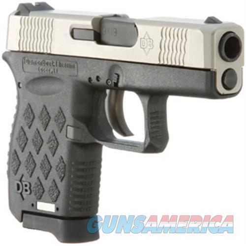 Diamondback Firearms Db9 9Mm 3 Ex Slide 6Rd Micro Compact DB9EX  Guns > Pistols > D Misc Pistols