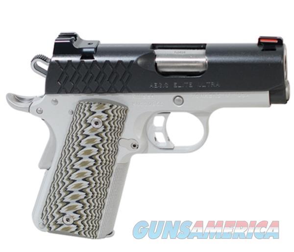 Kimber 9Mm Aegis Elite Ultra KIM3000357  Guns > Pistols > K Misc Pistols