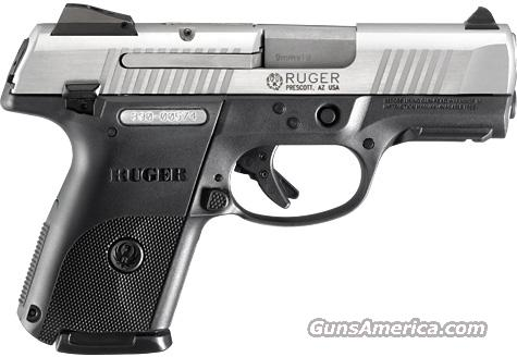 Ruger SR9c 9mm Compact stainless   Guns > Pistols > Ruger Semi-Auto Pistols > SR Family