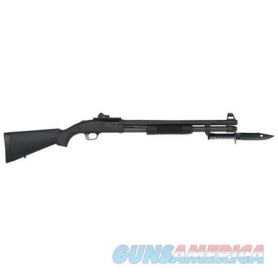 Mossberg 590Spx 12Ga 20 Cyl 9Rd Ported Ghostring 50771  Guns > Shotguns > MN Misc Shotguns