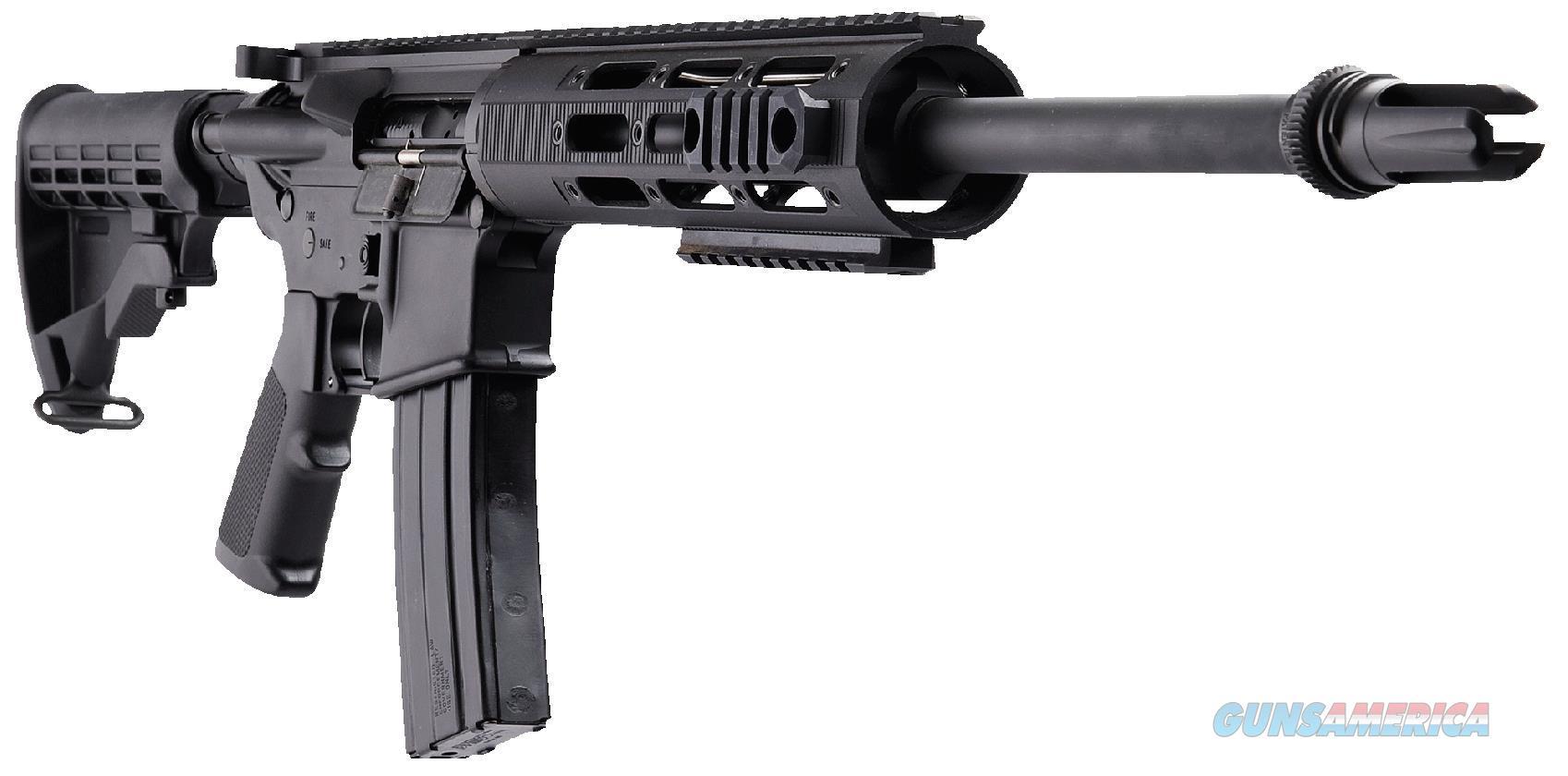 "Dpms 60520 300 Aac Blackout Sr Carbine Semi-Automatic 300 Aac Blackout/Whisper (7.62X35mm) 16"" 30+1 6-Position Black Stock Black RFA3300SR  Guns > Rifles > D Misc Rifles"