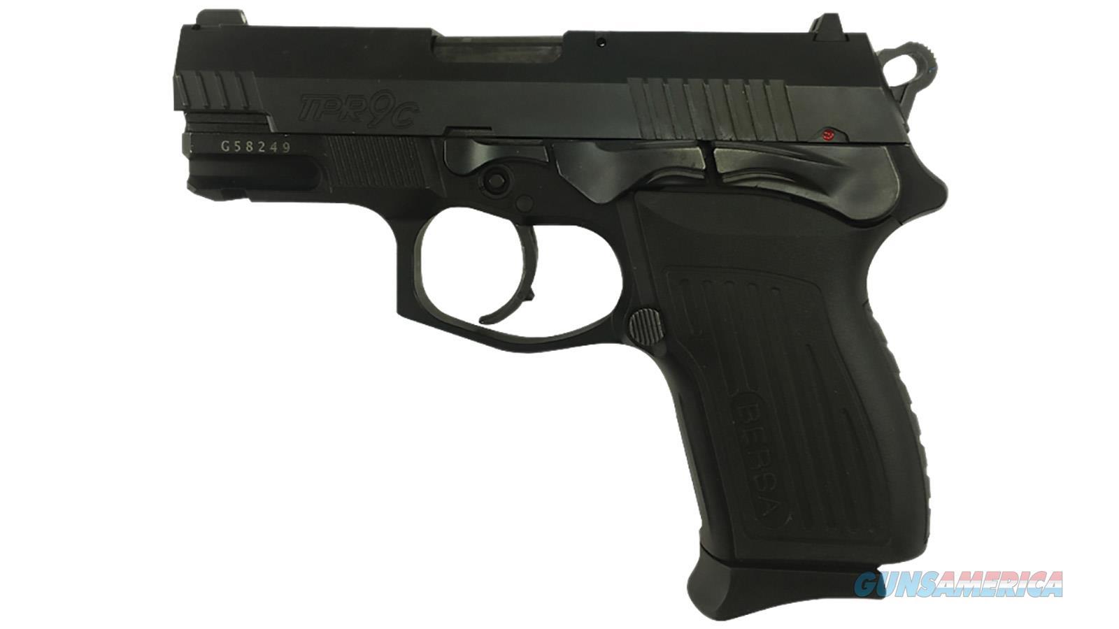 "Eagle Imports/Bersa Tpr9cm 9Mm 3.25"" 13Rd TPR9CM  Guns > Pistols > E Misc Pistols"