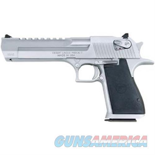 "Dese Auto 50Ae 6"" Brushed Chrome DE50BC  Guns > Pistols > Magnum Research Pistols"