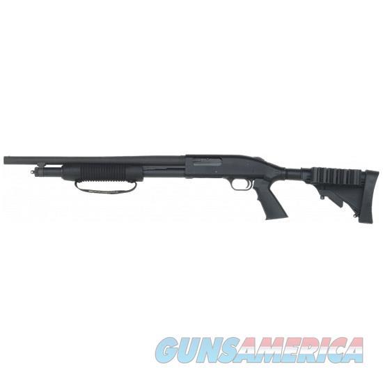 Mossberg 500 Lh 12Ga 18.5 6 Adj Tac Syn Stk 59819  Guns > Shotguns > MN Misc Shotguns