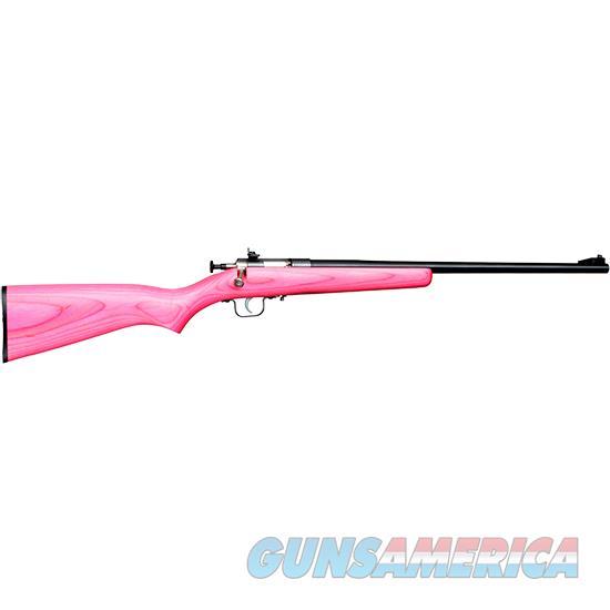 """Keystone Sporting Arms Crkt Pink 22S/L/Lr 16.125"""" KSA2225  Guns > Rifles > K Misc Rifles"""