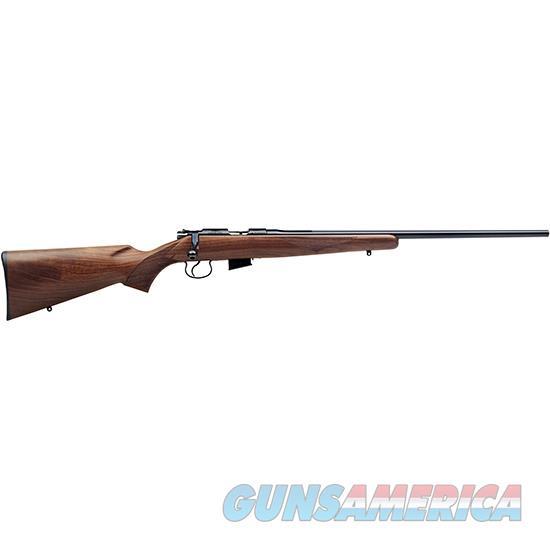 Czusa 452 American 22Lr 22.5 Blued Walnut 5Rd 02010  Guns > Rifles > C Misc Rifles