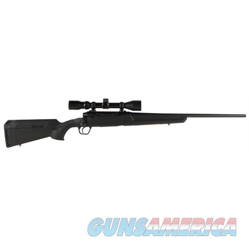 "Savage Arms Axis Xp .22-250 22"" 3-9X40 Matte/Blk Syn Ergo Stk 57257  Guns > Rifles > S Misc Rifles"
