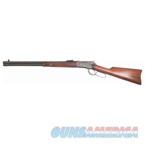 "Cimarron Firearms 1892 Carbine .45Lc 20"" Saddle Ring Blued Walnut AS612  Guns > Rifles > C Misc Rifles"