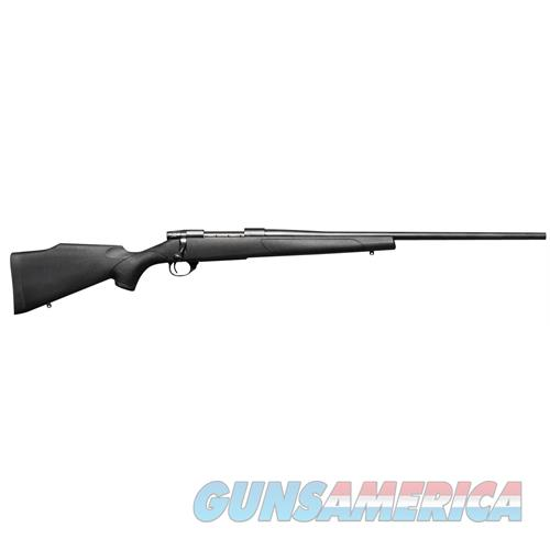 "Weatherby Vse270nr4o Vanguard Select Bolt 270 Winchester 24"" 5+1 Synthetic Black Stk Blued VSE270NR4O  Guns > Rifles > W Misc Rifles"