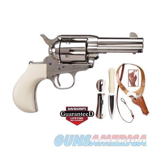 Cimarron Firearms Thunderer 45Lc Rev 3.5 Ss CA4506DOCSET  Guns > Pistols > C Misc Pistols