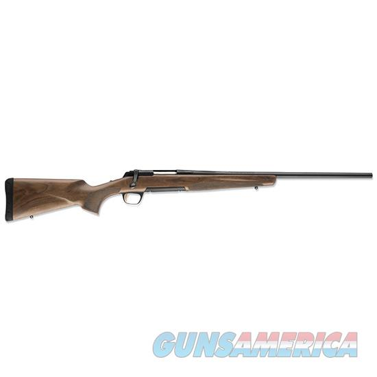 "Browning 035248216 X-Bolt Micro Midas Bolt 7Mm-08 Remington 20"" 4+1 Walnut Grade I Stk Blued 035248216  Guns > Rifles > B Misc Rifles"