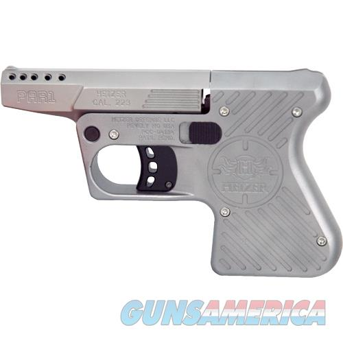 Heizer Defense, Llc 223 Pocket Ar Ss Ported PAR1SSP  Guns > Pistols > H Misc Pistols
