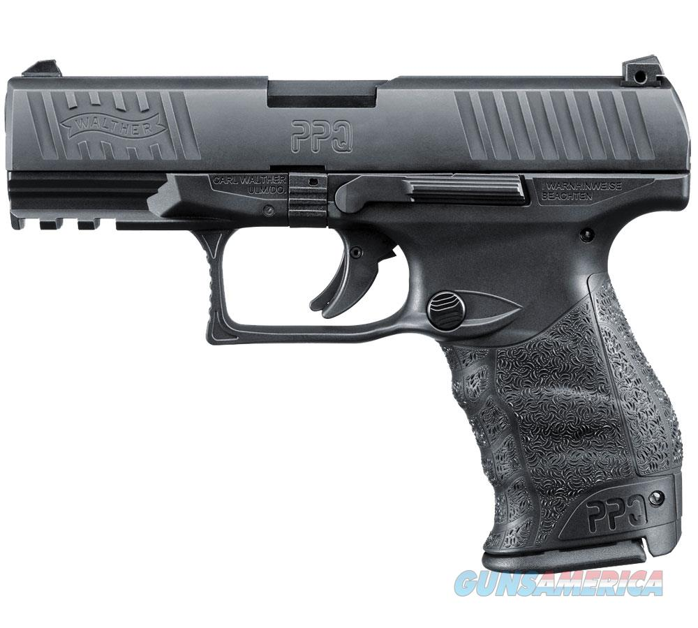 "WALTHER ARMS PPQ M2 40SW 4"" 10RD 2796075  Guns > Pistols > Walther Pistols > Post WWII > P99/PPQ"