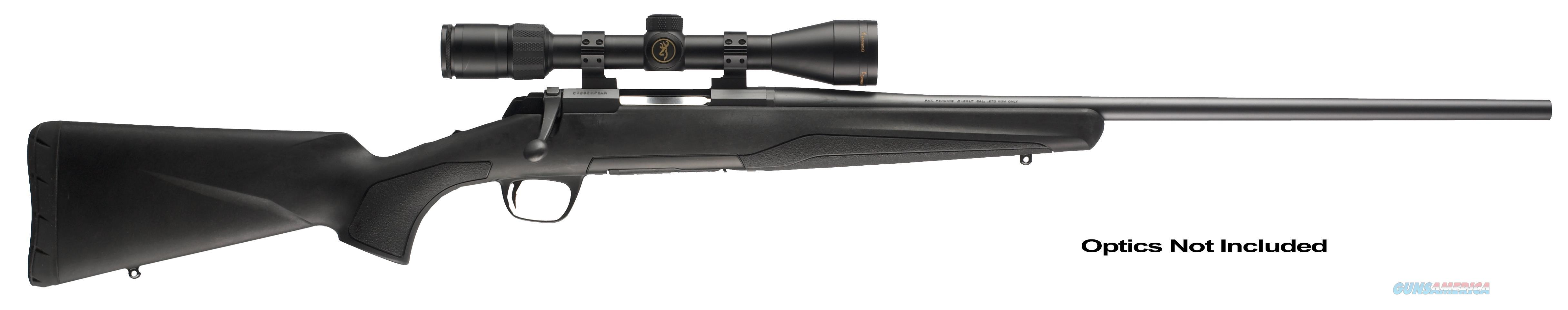 "BROWNING X-BOLT STALKER 6.5CRED 22"" 035201282  Guns > Rifles > Browning Rifles > Bolt Action > Hunting > Blue"