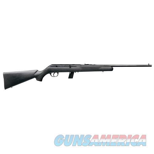 "Savage 40203 64 F Semi-Automatic 22 Lr 21"" 10+1 Synthetic Black Stk Blued 40203  Guns > Rifles > S Misc Rifles"