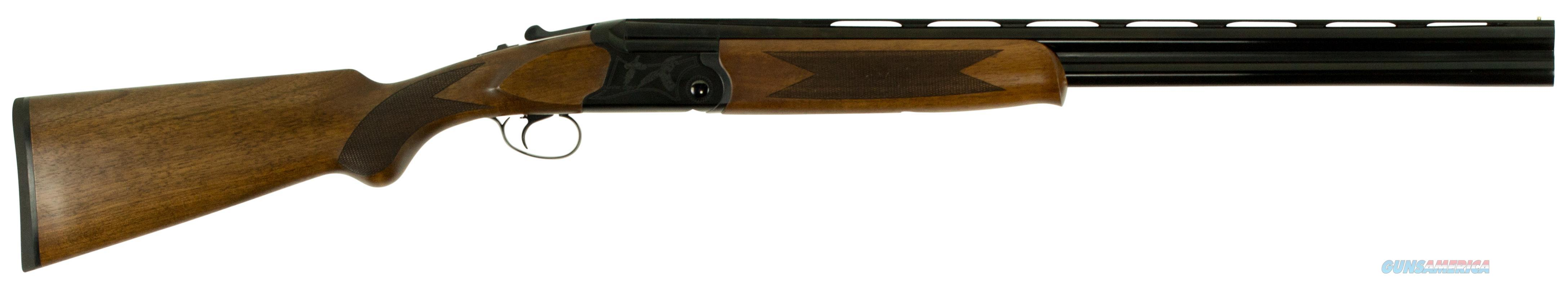 "Dickinson Oahntr Oa Over/Under 12 Gauge 26"" 3"" Wood Stk Black/White Aluminum Alloy Rcvr OAHNTR  Guns > Rifles > D Misc Rifles"