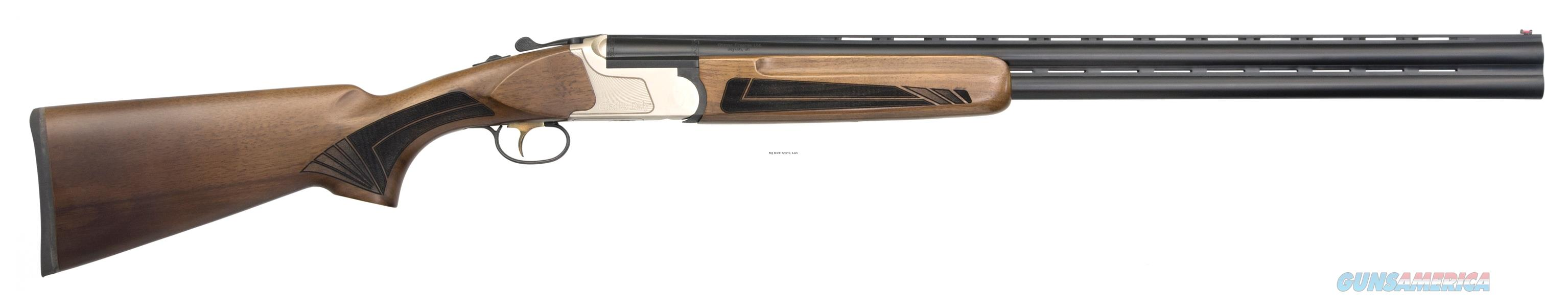 "Chiappa Firearms 202 O/U Shotgun,20 Ga 3"", White, 26"" Bbl, Ejector, Mobil Choke Thread Pattern, Walnut Stock, Single Selective Trigger 930.131  Guns > Shotguns > C Misc Shotguns"
