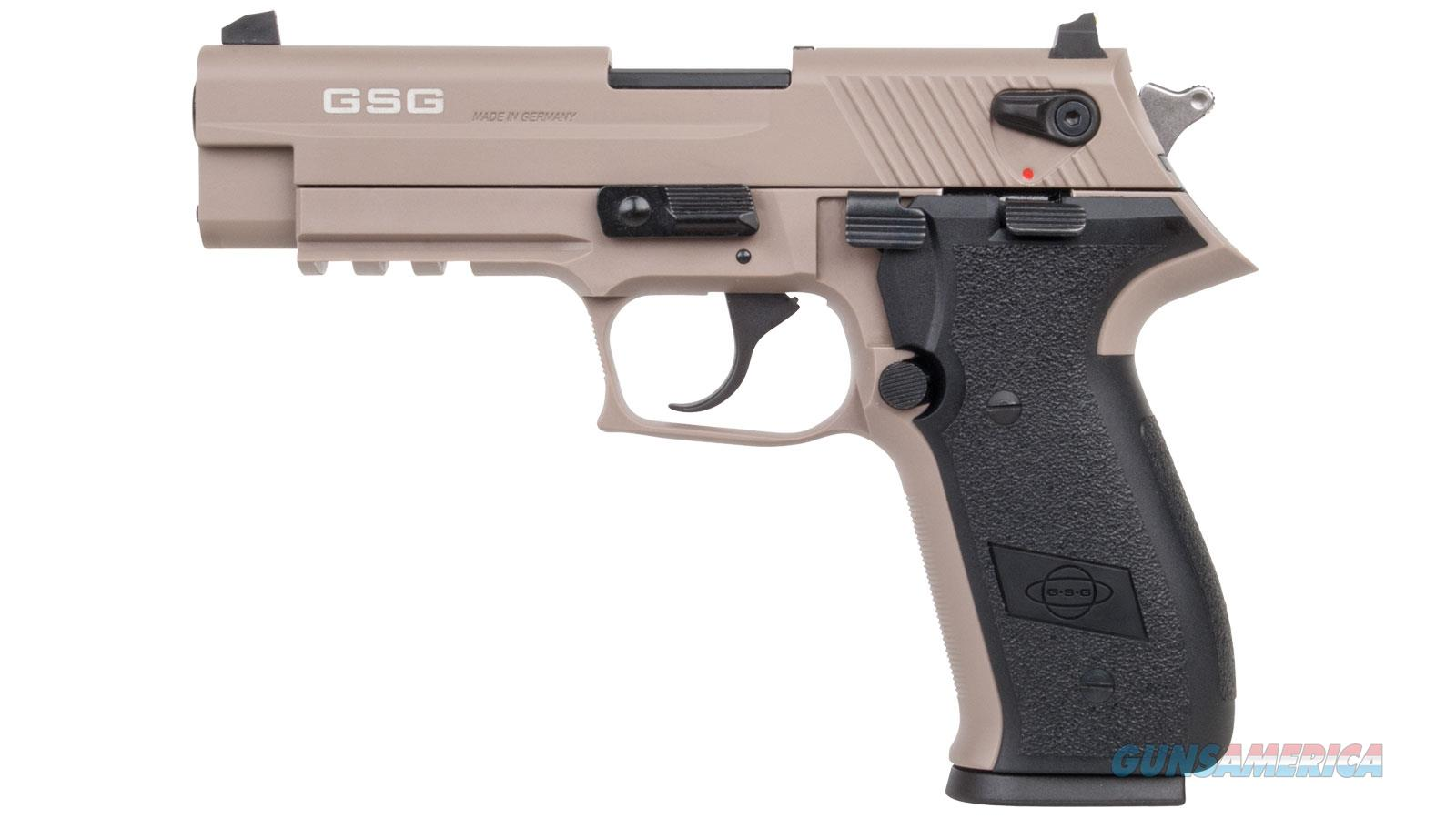 AMERICAN TACTICAL GSG FIREFLY HGA 22LR 4 TAN 10RD GERG2210FFT  Guns > Pistols > American Tactical Imports Pistols