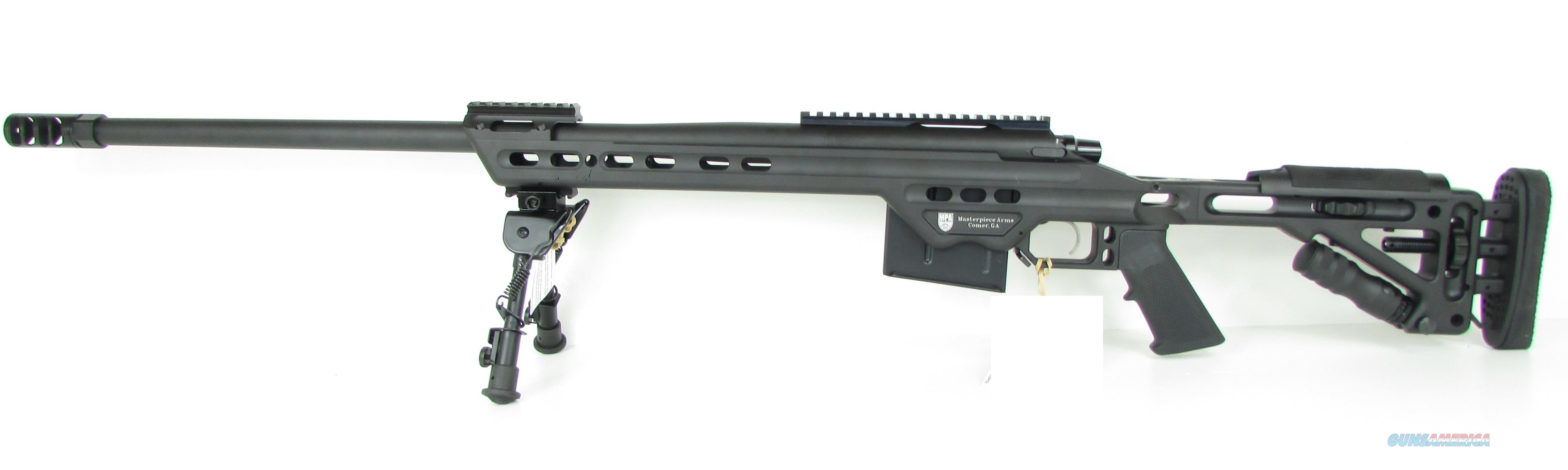 Masterpiece Arms Bolt Action 300Win 26 Ss Fltd W/ Brake MPA300WMBA  Guns > Rifles > MN Misc Rifles