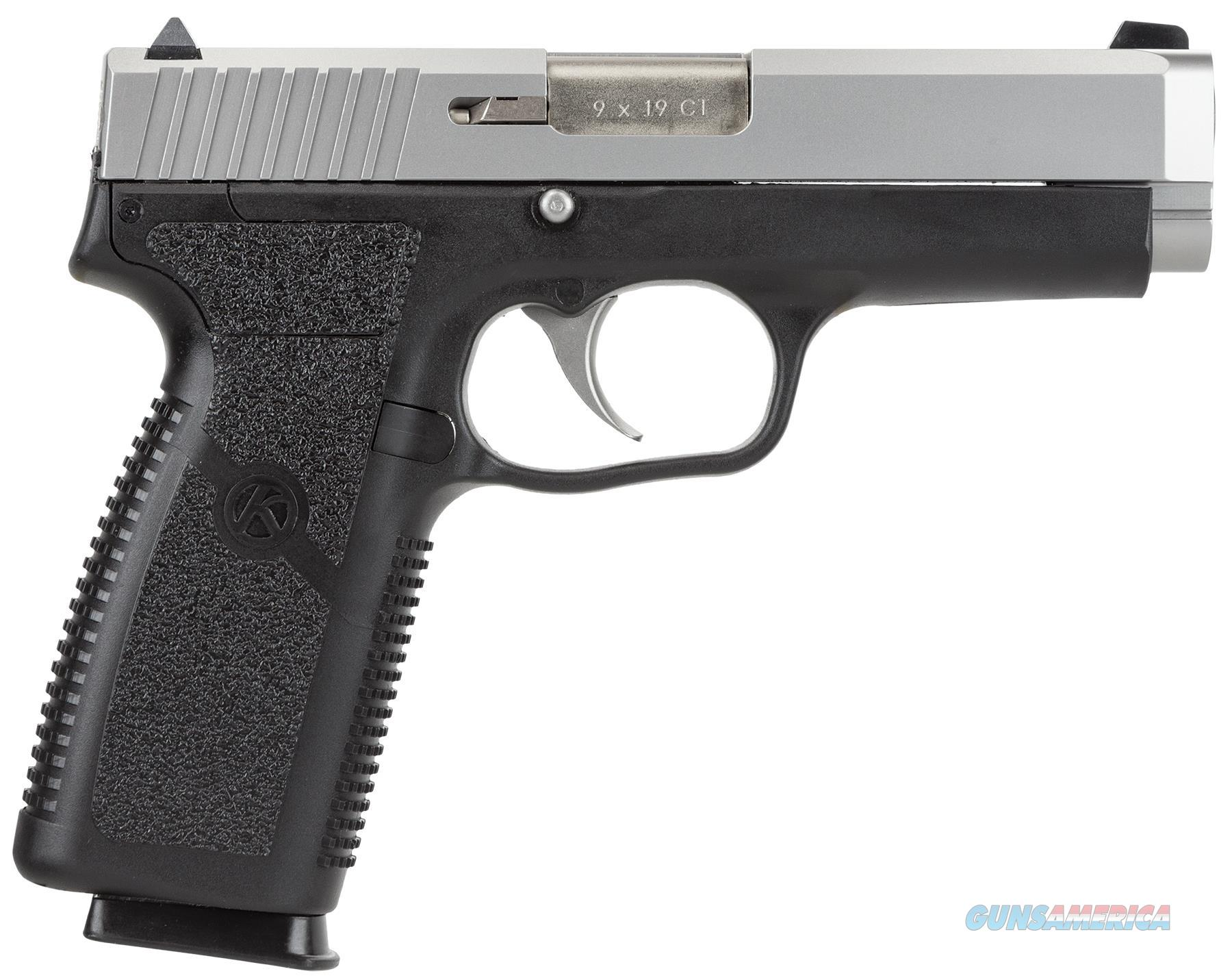 """Kahr Arms Ct9093 Ct9 Standard Double 9Mm Luger 4"""" 8+1 Black Polymer Grip/Frame Stainless Steel CT9093  Guns > Pistols > K Misc Pistols"""