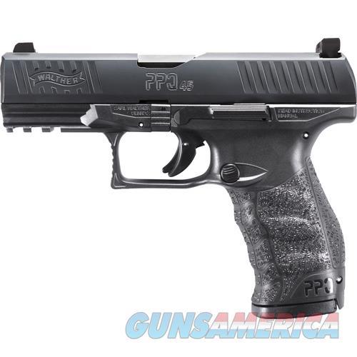 Walther Arms Ppq M2 .45 Acp 4.25 12-Shot Xs F8 Night Sights Blk 2807076TNS  Guns > Pistols > W Misc Pistols