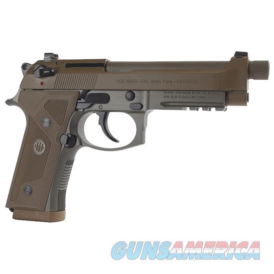 """Beretta M9a3 9Mm 5.2"""" 10Rd J92M9A3  Guns > Pistols > B Misc Pistols"""