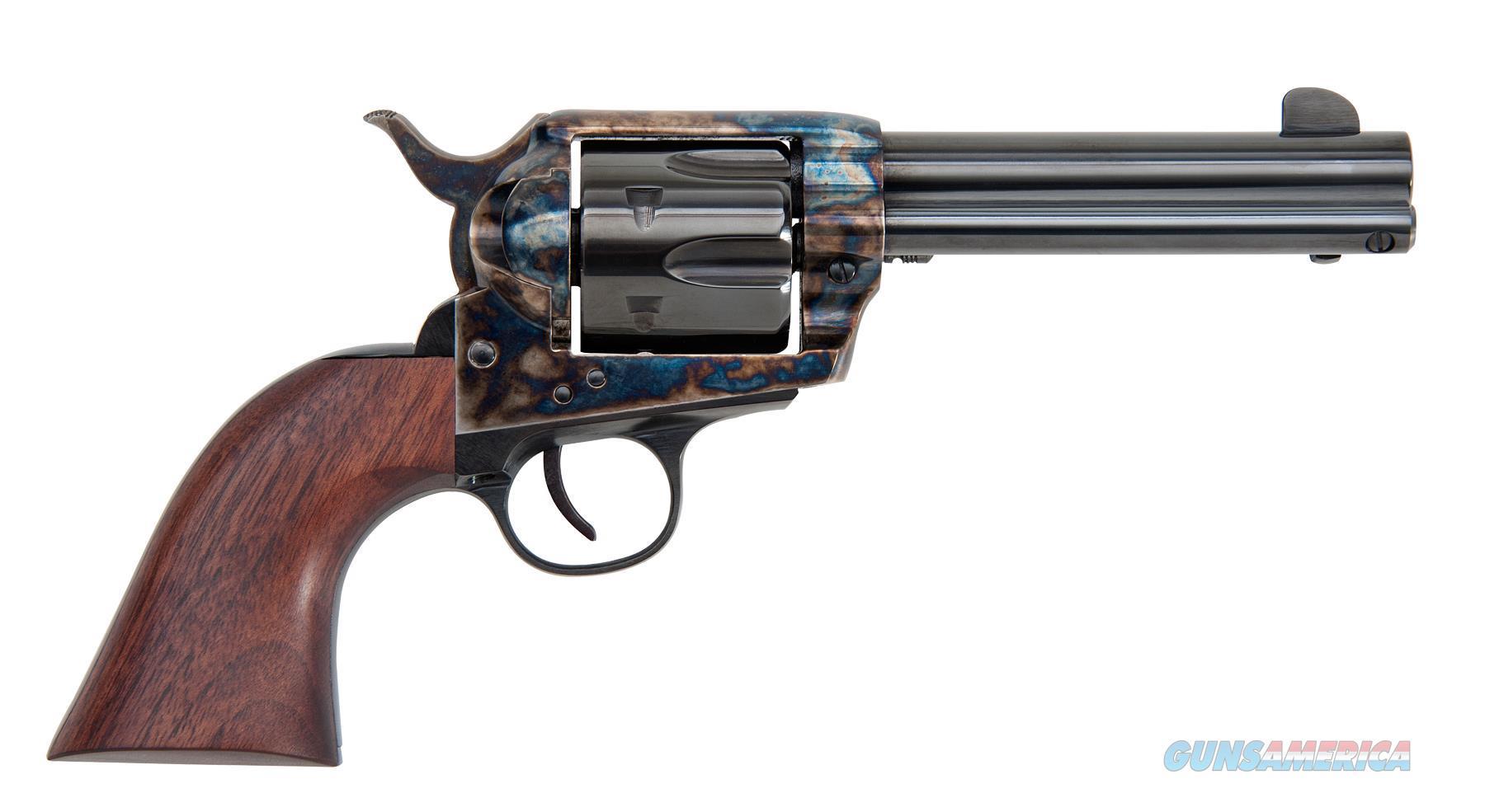 """Traditions Sat73002 1873 Single Action Revolver Frontier 45 Long Colt 4.75"""" SAT73-002  Guns > Pistols > Traditions Pistols"""