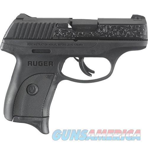 Talo Lc9s 9Mm Luger As 7-Shot Blue Engraved Slide (Talo) < RUG 3260  Guns > Pistols > TU Misc Pistols