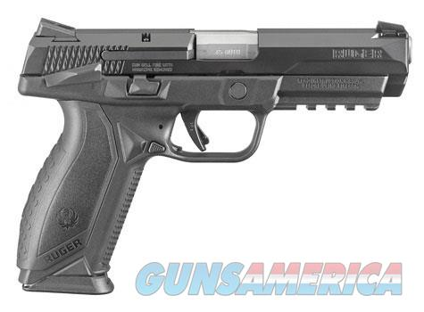 RUGER AMERICAN PISTOL 4.5 45ACP MSAFETY MA LEGAL 8680 Guns > Pistols > Ruger Semi-Auto Pistols > American Pistol