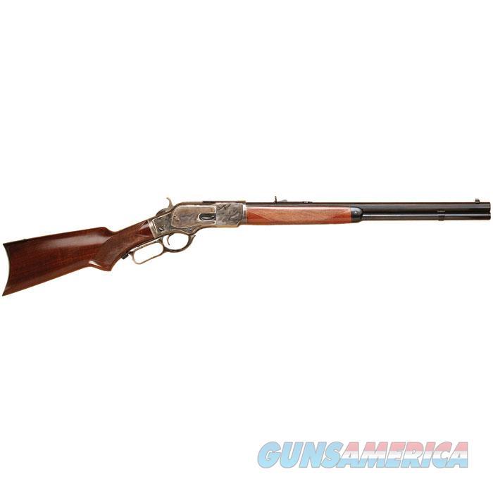 """Cimarron Firearms 1873 Short Rifle 10Rd 20"""" CA213  Guns > Rifles > C Misc Rifles"""