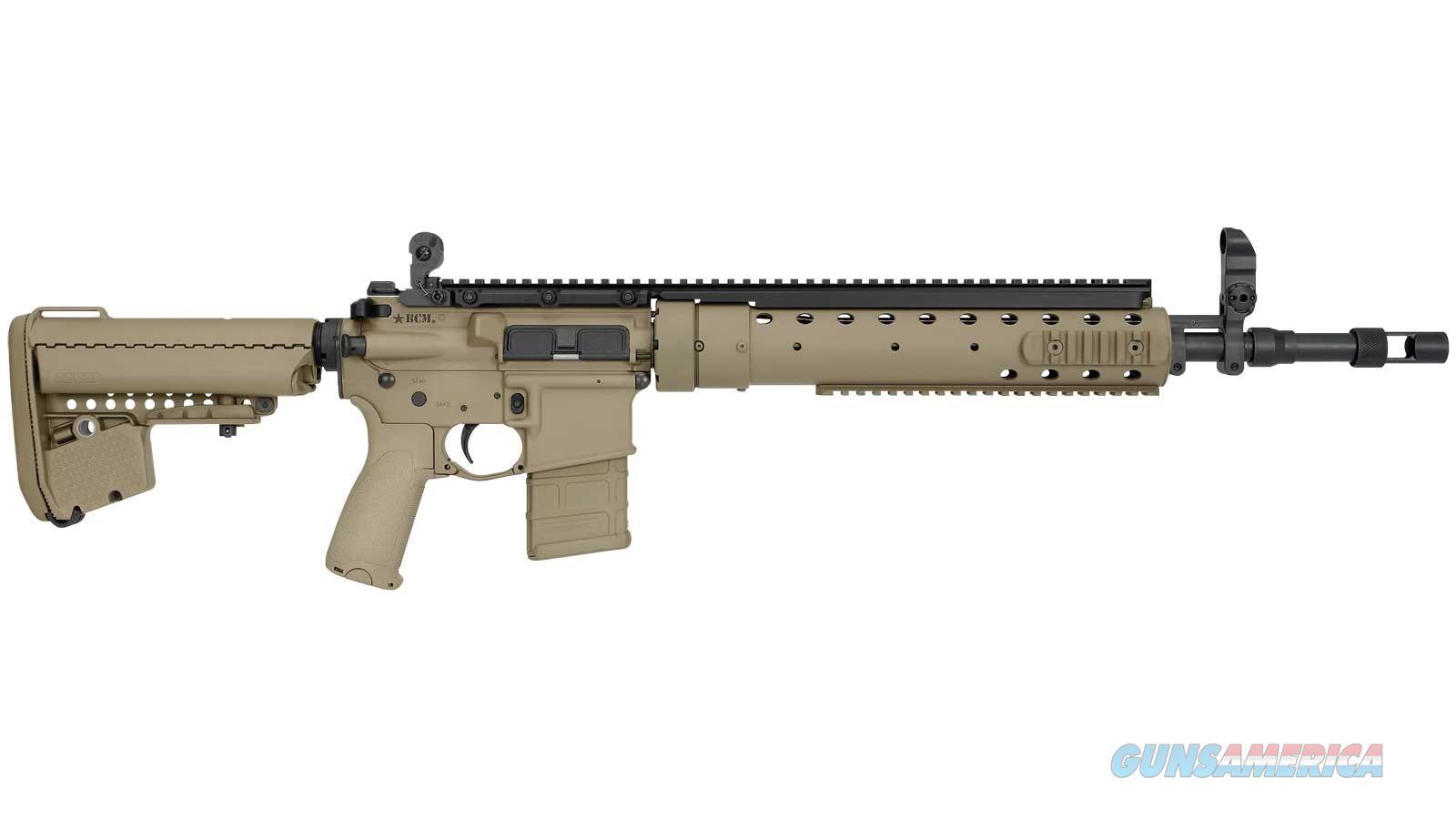 "Bravo Company Usa Mk12 Mod O-A5 Fde 5.56 18"" 862-MK12-5-FDE  Guns > Rifles > B Misc Rifles"