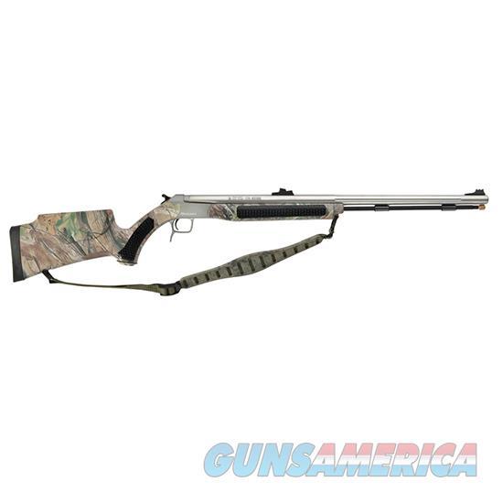 "Cva Pr3112s Accura V2  Break Open 50 Black Powder 27"" Durasight All Metal Fiber Optic Realtree Apg Stk PR3112S  Guns > Rifles > C Misc Rifles"