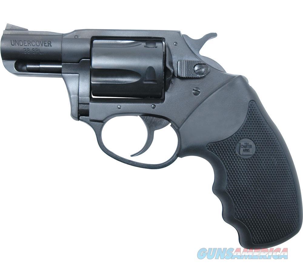"Charter Arms Undrcvr 38Spl 2"" 5Rd Blk 13820  Guns > Pistols > C Misc Pistols"
