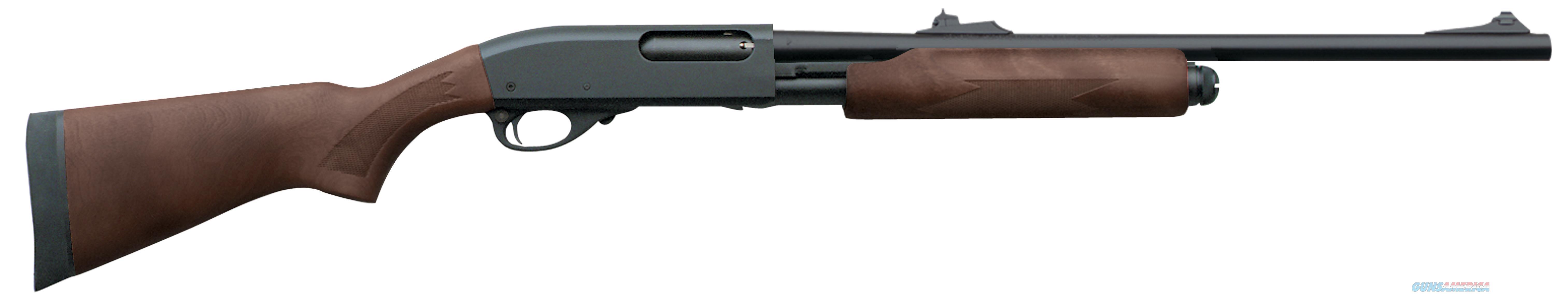 """Remington Firearms 25575 870 Express Deer Fully Rifled Pump 12 Gauge 20"""" 3"""" Hardwood Monte Carlo Stk Black 25575  Guns > Shotguns > R Misc Shotguns"""