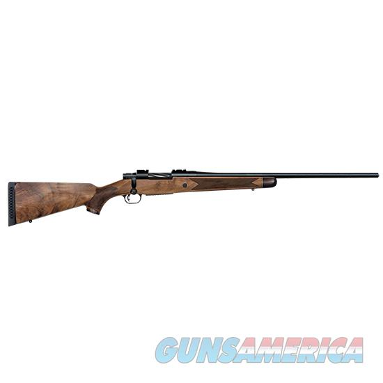 "MOSSBERG 27985 PARTIOT REVERE BOLT 270 WINCHESTER 24"" 5+1 WALNUT STK BLUED 27985  Guns > Rifles > MN Misc Rifles"