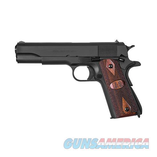 Auto-Ordnance 1911A1 45Acp 5 Gi Specs Wood Ma Legal 1911BKOWMA  Guns > Pistols > A Misc Pistols