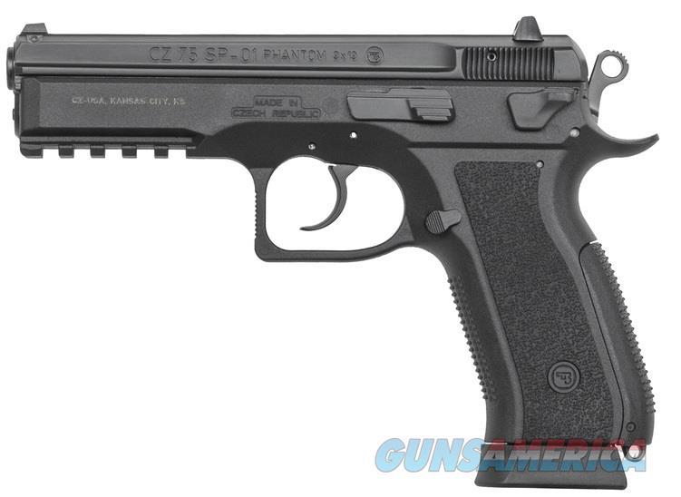75 Sp-01 Phantom 9Mm Blk 10+1 01258  Guns > Pistols > C Misc Pistols