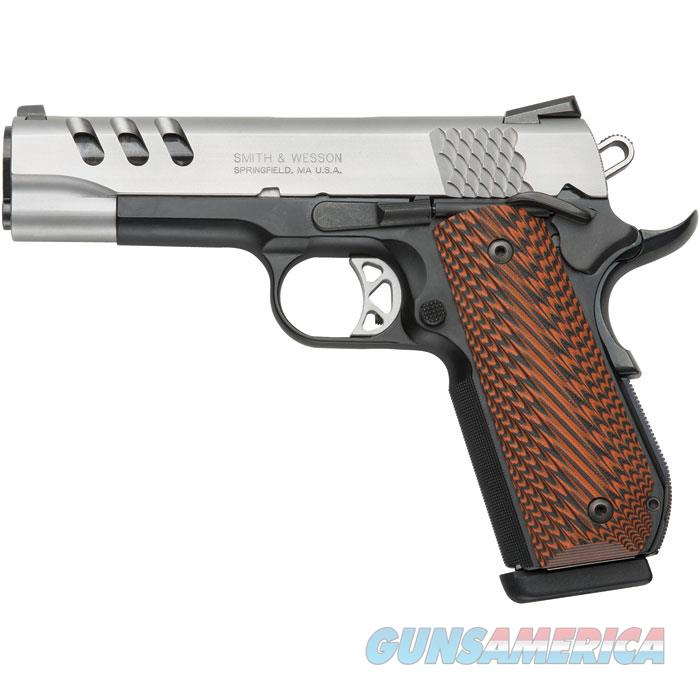"SMITH & WESSON 1911 45ACP 4.5"" 2 TONE PC 170344  Guns > Pistols > Smith & Wesson Revolvers > Performance Center"