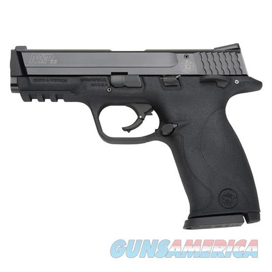 Smith & Wesson M&P22 22Lr 4.1 10Rd Polymer 122000  Guns > Pistols > S Misc Pistols
