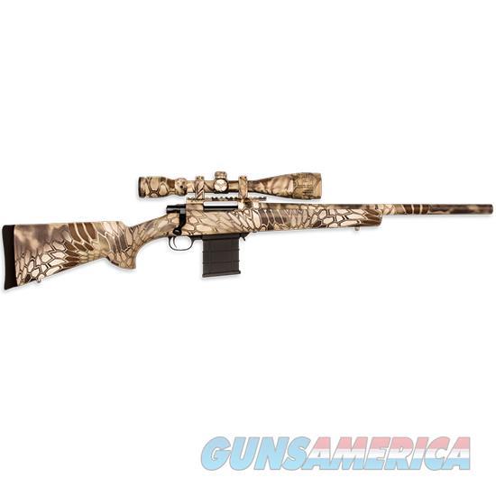 Legacy Sports Full Highlander 4-16 22-250 Bipod Combo 20Th HKF71227KHF  Guns > Rifles > L Misc Rifles