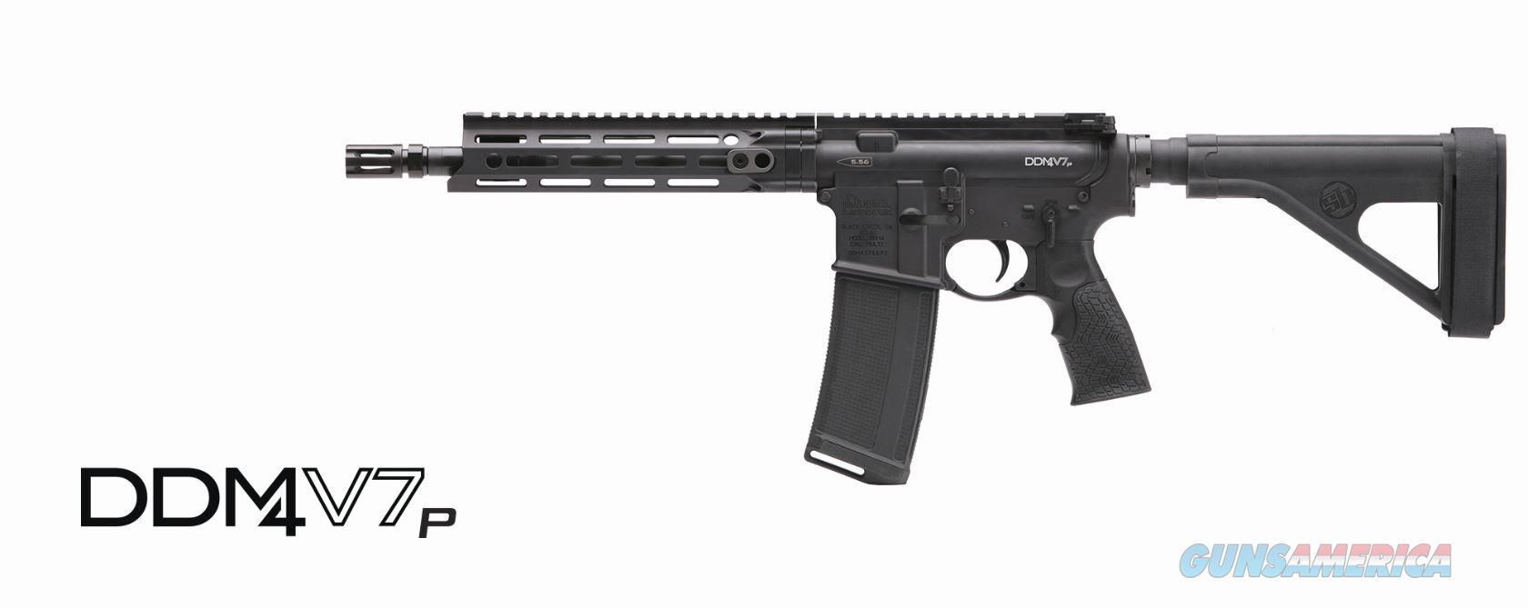 Daniel Defense Ddm4 V7 Carbine Pstl 02-128-17050  Guns > Pistols > D Misc Pistols