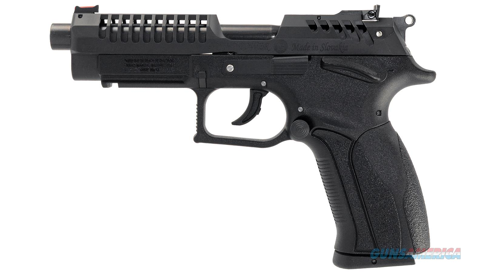 "Grand Power K22xtrim K22 X-Trim Single/Double 22 Long Rifle 5"" Tb 10+1 Blk Polymer Grip K22XTRIM  Guns > Pistols > B Misc Pistols"