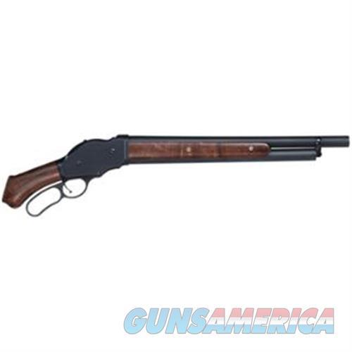 Taylor's & Co Chiappa 1887 Bootleg 12Ga 18.5 Matte Blue 1887BL  Guns > Shotguns > TU Misc Shotguns