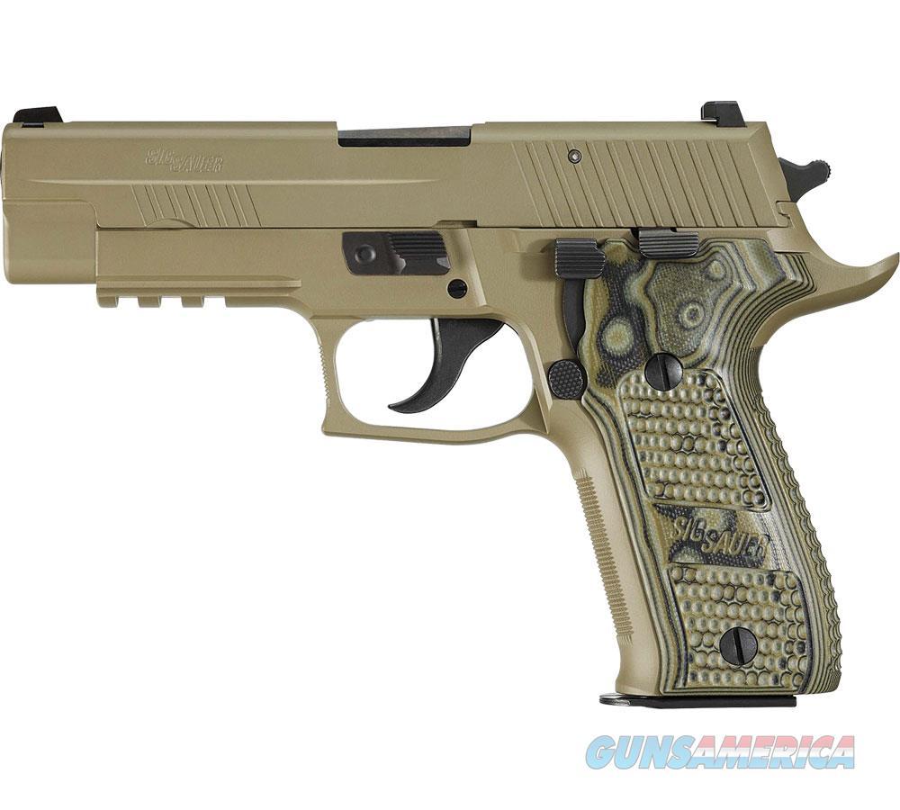 Sig Sauer P226r Scorpion 9Mm Srt Ho 226R-9-SCPN-CA  Guns > Pistols > S Misc Pistols