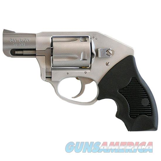 CHARTER ARMS OFF DUTY 38 ALUM 2IN 53811  Guns > Pistols > Charter Arms Revolvers