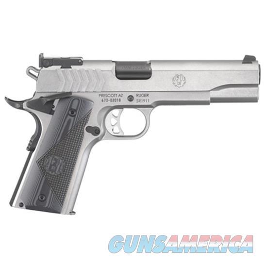 "Ruger Sr1911 9Mm 5"" 9Rd G6759  Guns > Pistols > R Misc Pistols"